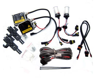 3. 8000k HID Xenon Lighting Kit